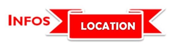 infos location