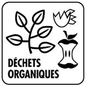 déchets organiques logo