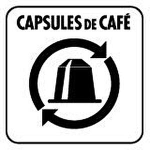 capsules à café logo