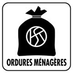 ordures ménagères logo