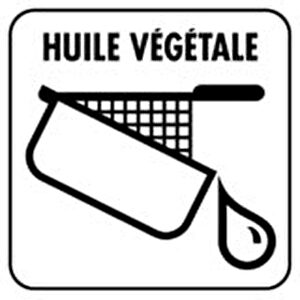 huile végétale logo