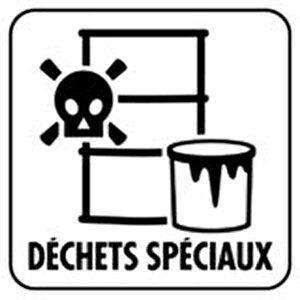 déchets spéciaux logo