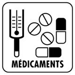 médicaments logo