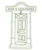 logo aux 5 colosses