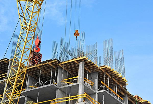 Photo d'un chantier