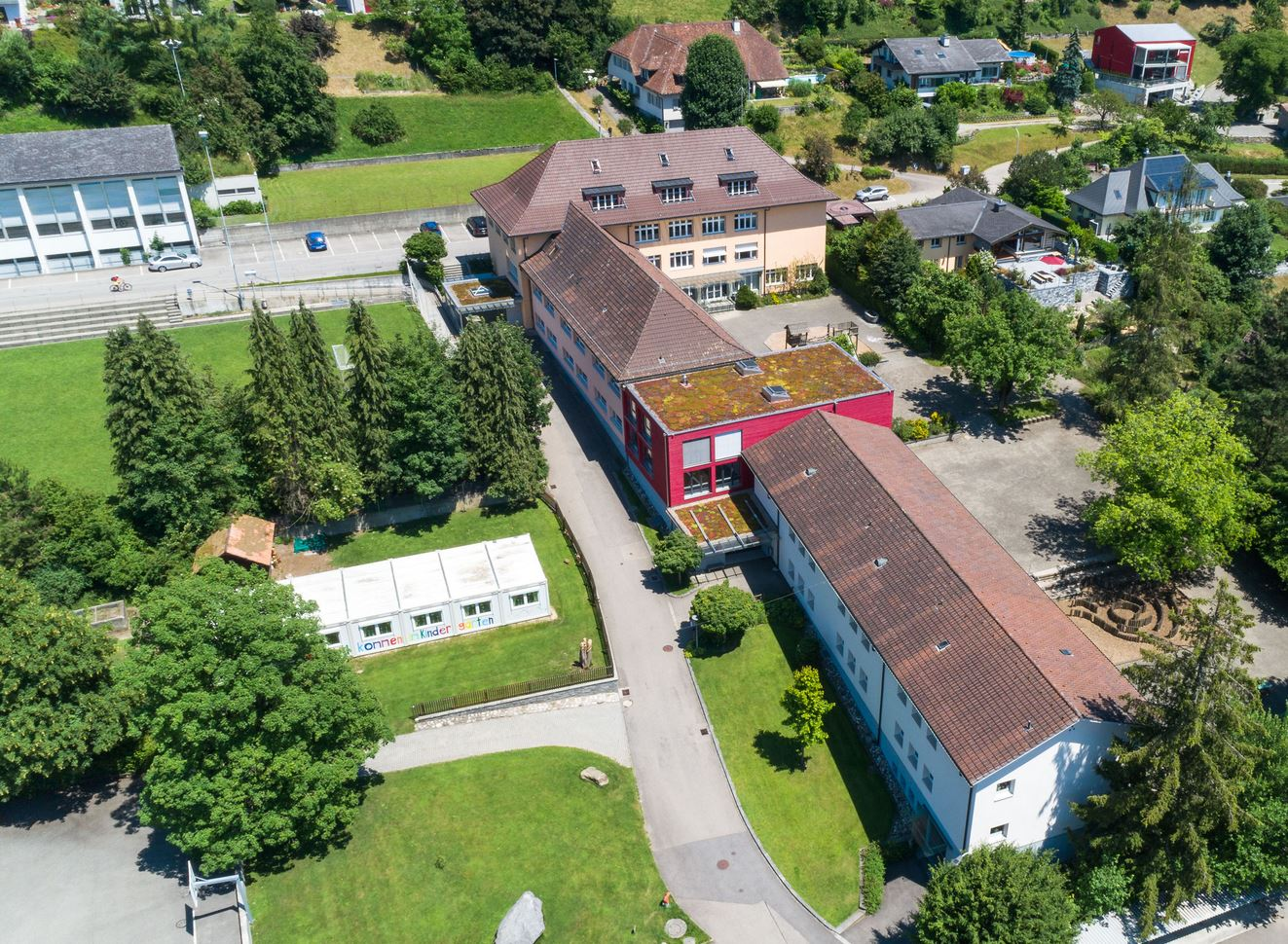 Schulhaus Alpenweg