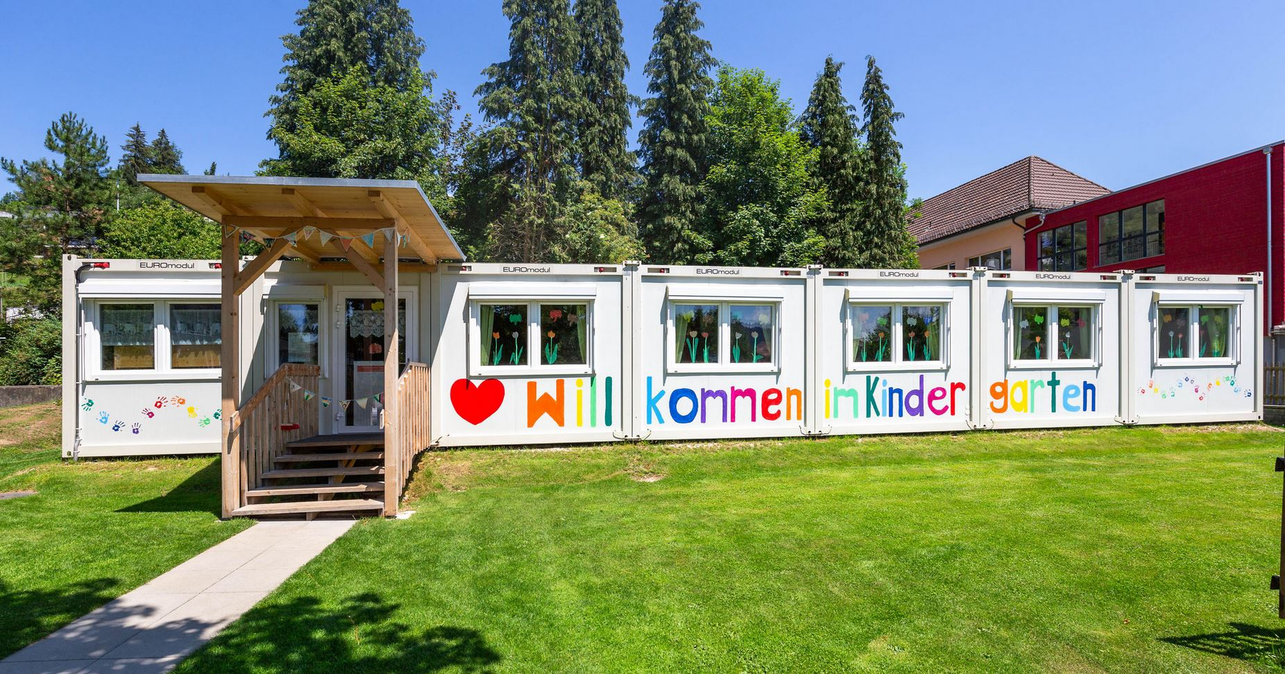 Kindergarten Schulgasse