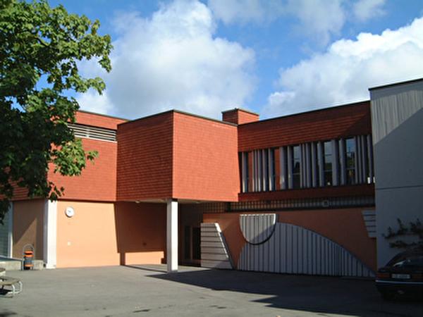 Aula Schulhaus Allenwinden
