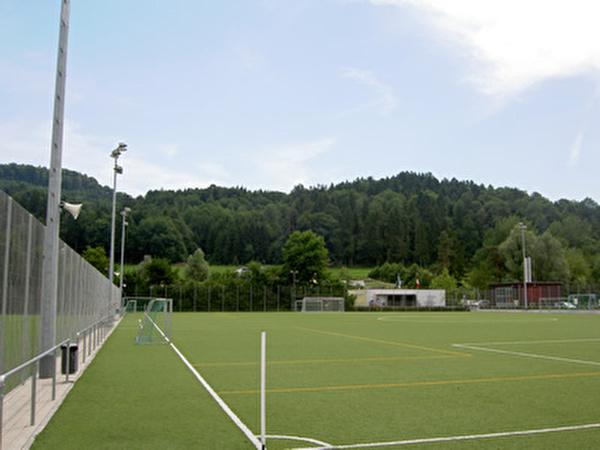 Fussballfeld Lättich