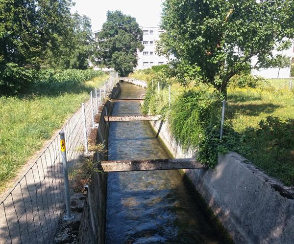 Mühlebachkanal