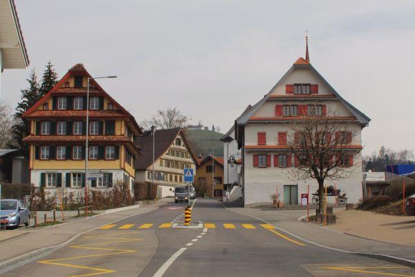 Dorf Allenwinden