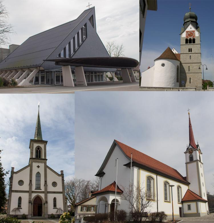 Kirchen Baar