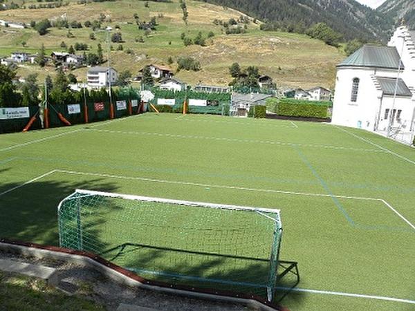 Bild Fussballplatz