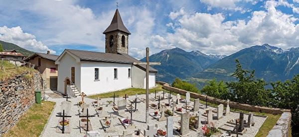 Wendelinskirche Guttet