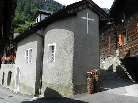 Antoniuskapelle Feschel