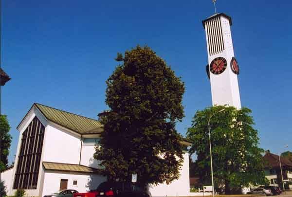 Evangelische Kirche Wil