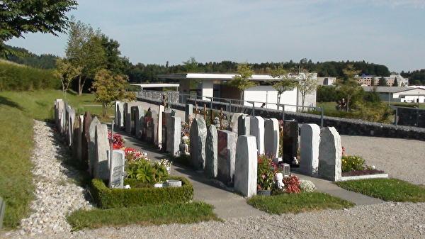 Friedhofgebäude Wilen