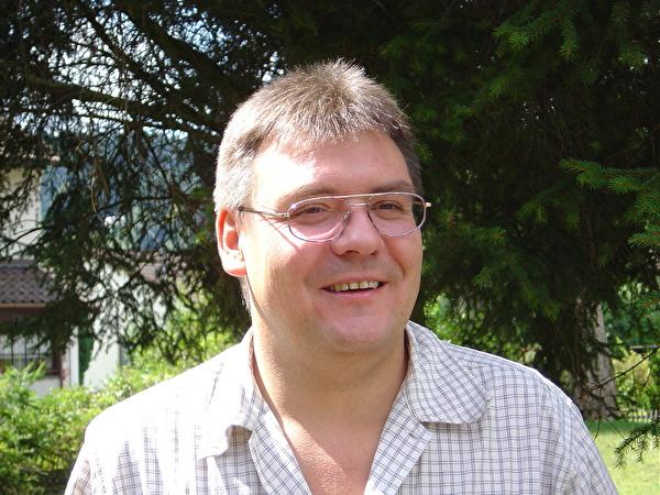 Portrait von Martin Gisler