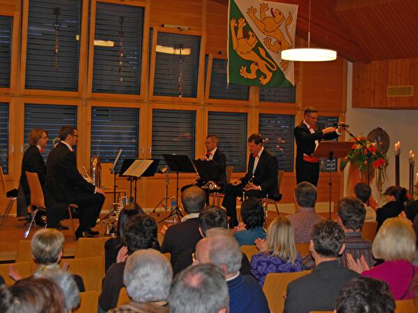 Bild des Brass Quintets