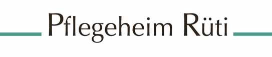 Logo Pflegeheim Rüti
