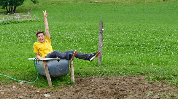 Agriviva - job de vacances à la ferme