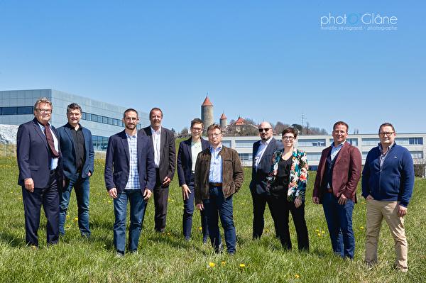 Conseil communal Romont 2021-2026