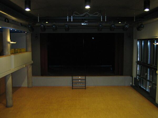 grande salle de l'Hôtel de Ville