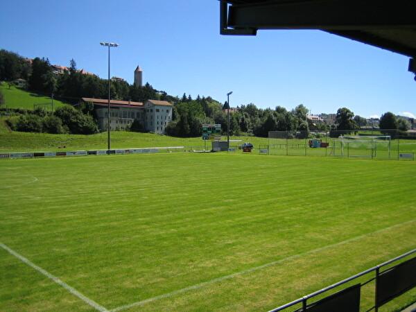 Terrain de football Glaney