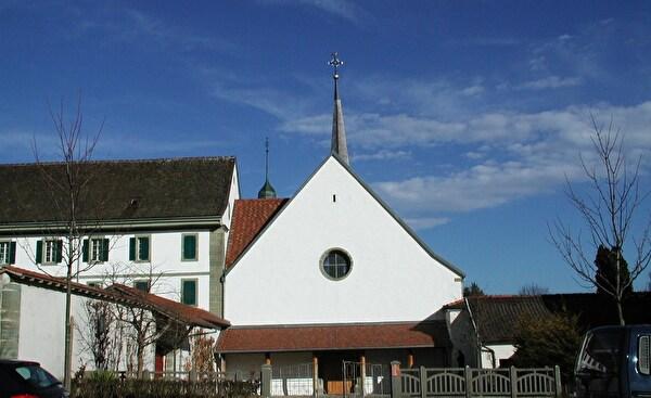 Abbaye de la Fille-Dieu