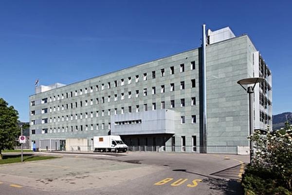 Hôpital Riaz