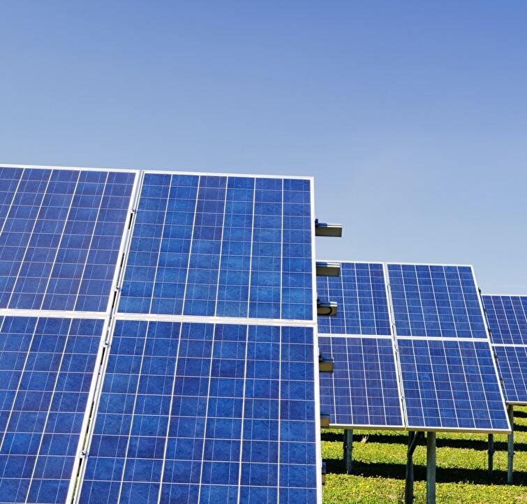Photovoltaikanlage Schulhaus