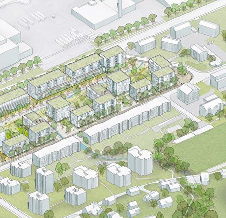 Gestaltungsplan Zentralstrasse