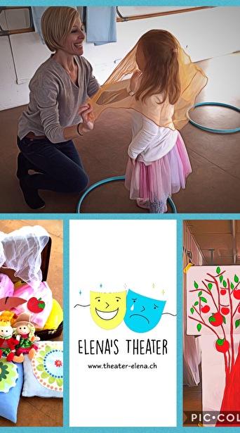 Flyer Kreativer Kindertanzkurs ab 3 bis 4 1/2 Jahren