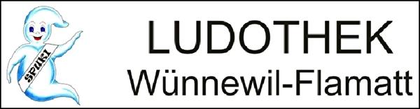 Logo Ludothek Wünnewil-Flamatt
