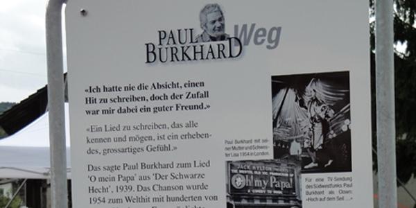 Paul Burkhard-Weg