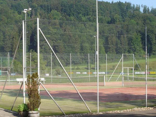 Tennisplatz Rikon