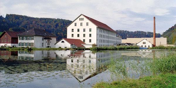 Spinnerei Kollbrunn
