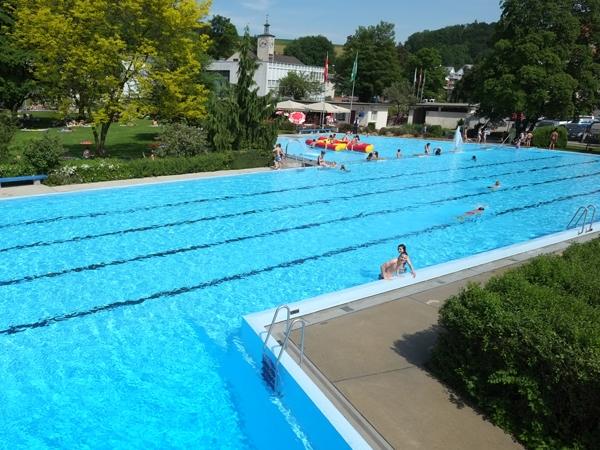 Schwimmbad Engelburg