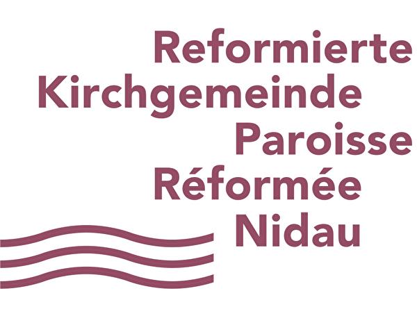 Logo Reformierte Kirchgemeinde Nidau