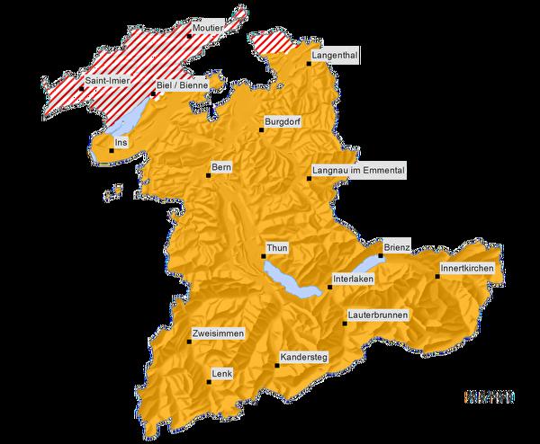 Quelle: Kanton Bern