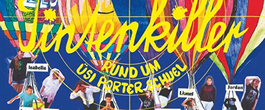 Tintenkiller: Titelseite