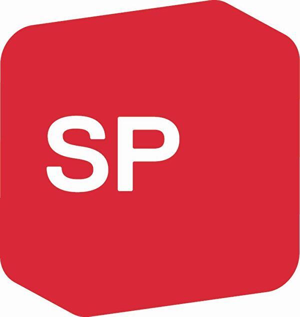 Logo der Partei SP