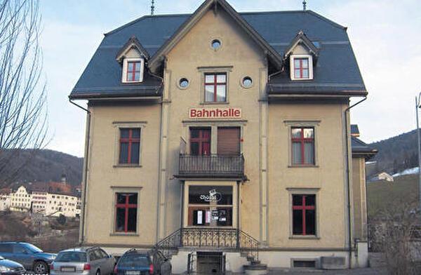 Im Chössi-Theater gastieren zahlreiche regionale und nationale Kleintheater-Berühmtheiten