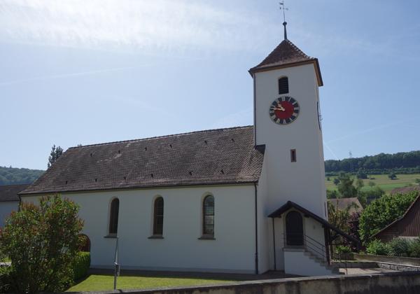 Kirche Mandach