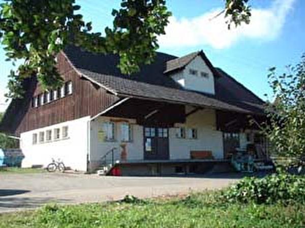 Lagerhaus Mandach