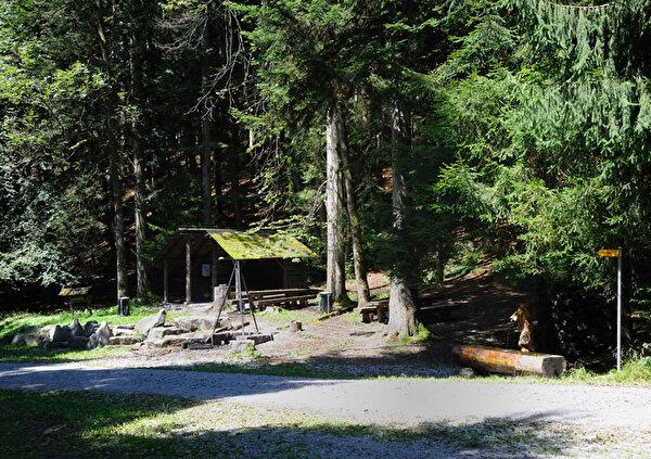 Das Bild zeigt den Jostenplatz.