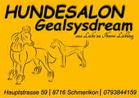 Logo des Hundesalons Gealsysdream