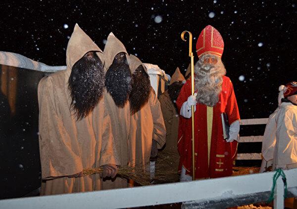 Das Bild zeigt den St. Nikolaus