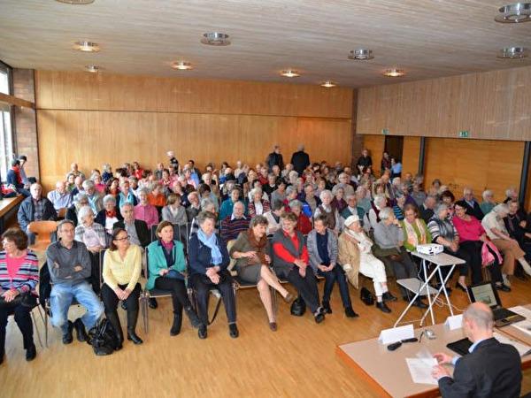 Info-Veranstaltungen 30. und 31. Januar 2013