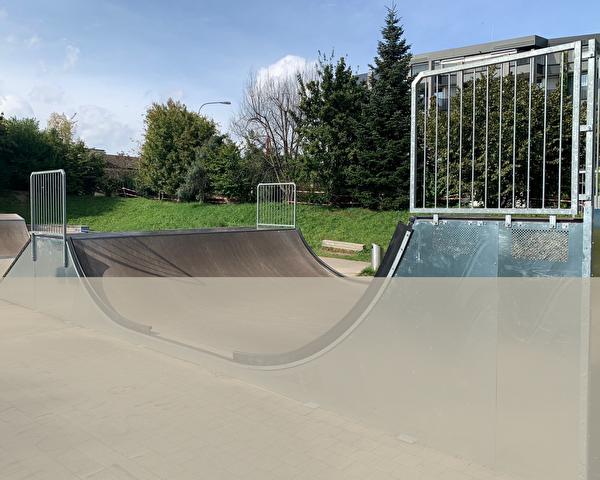 Skateranlage